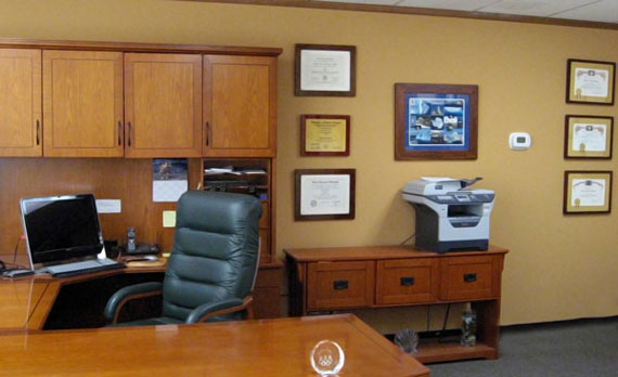 Your Empowering Solutions - Dr. Barnes' Office
